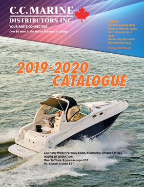 C.C.Marine Catalogue 2019-2020