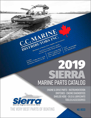 Sierra 2019 Marine Parts Catalogue